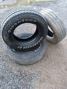 Firestone truck tires