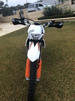 KTM 350 freeride Katanning Pallinup Area Preview
