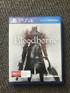 Bloodborne PS4 Maroubra Eastern Suburbs Preview