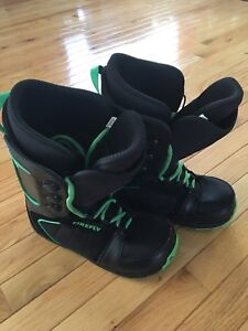 Junior snowboarding boots Firefly Size 6