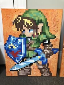 Legend of Zelda Paintings