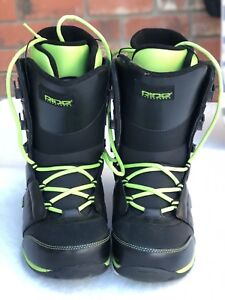 RIDE snowboard boots (size US 12)