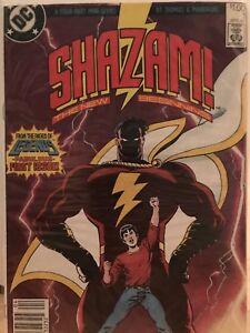 3 Shazam Comics! Two #1s! Movie Coming!