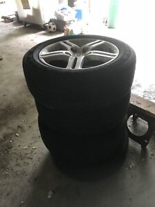 16 inch tires with rims