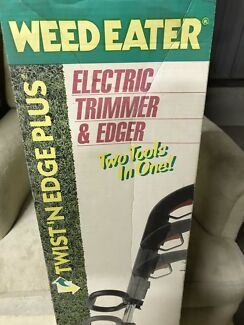 Grass trimmer and edger. Brand new. $75 negotiable