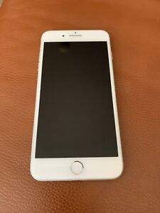 iPhone 7 Plus 128GB Silver with charger, in box, no headphones