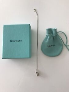 Brand new never been worn Tiffany and Co necklace