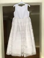 Girl's size 8 special occasion dress - wedding, first communion