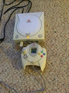 Dreamcast and 2 games