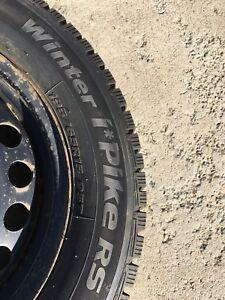 VW Jetta Winter Tires