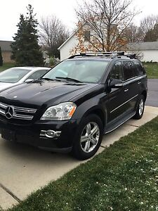 2007 Mercedes GL450 low km
