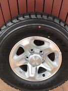 Toyota Landcruiser GXL - 70/78/79 series - Rims Bayswater Bayswater Area Preview