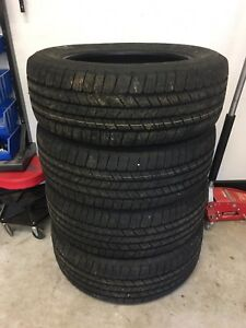 Brand new tires