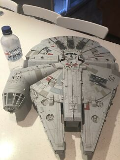 Wanted: Large Star Wars Millennium Falcon Plastic Spaceship