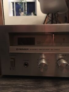 Pioneer SX-3400 Receiver Amp