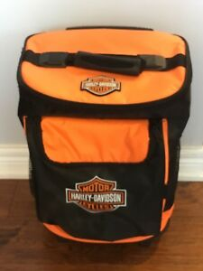 Harley Davidson Roller Cooler Backpack - NEW