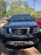 2014 Nissan Navara D40 4x4 6speed diesel Winston Hills Parramatta Area Preview