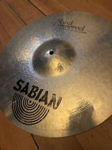 """SABIAN Hand Hammered HH Medium Thin Crash 17"""""""