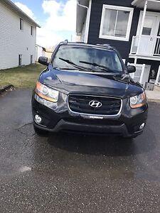 Hyundai santafee 2010