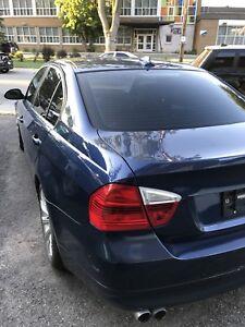 BMW 325i. 2006