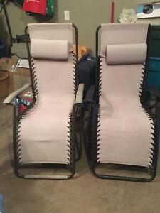 Gravity chairs ***Sold