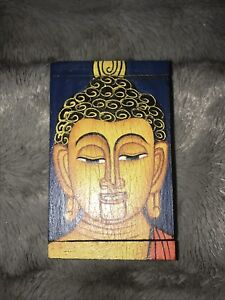 Small Buddha Trinket Box