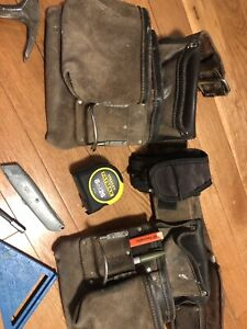 Tool belt and accesories