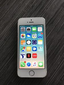 Iphone 5S blanc 16GB à vendre