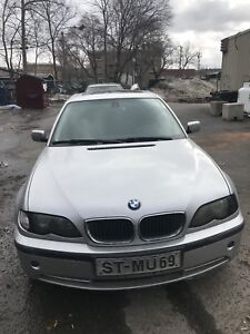 BMW 328 XI  2004 Automatic  AWD  excellent drive
