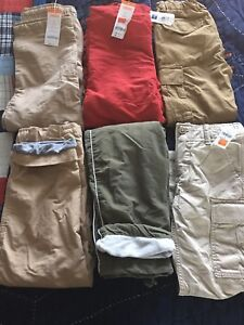 Boys 6 year old brand new pants