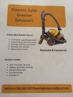 Experienced Cleaner Weekly / One offs / Monthly