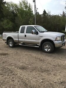Ford F-250 FX4