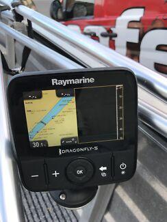 4.2 m Aluminum Sea Jay Nomad runabout