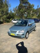 Hyundai getz West Nowra Nowra-Bomaderry Preview