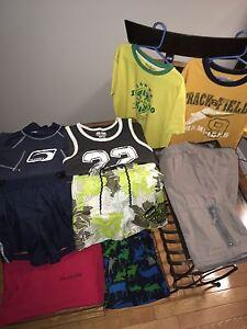 Boys size 7/8 Clothing Bundle