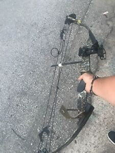 PSE Bruin Pro Series Compound Bow