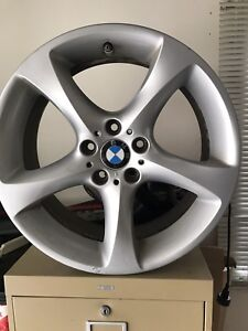 BMW 3 series stock 19""