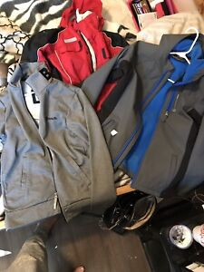 Excellent condition spring jackets