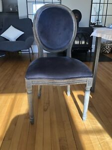 Brand new Structube Louis chairs