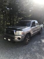SOLD Toyota Tacoma 2WD extended cab