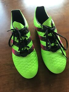 Men's Soccer Cleats, Size 9.5, Adidas, Barely Used