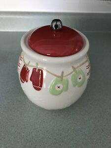 Hallmark Christmas Cookie Jar