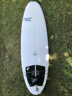 Trigger Bros Surfboard 'The Nuke' 6'6