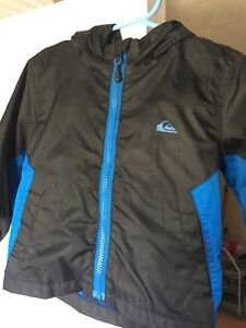 Toddler Spring Coats Columbia 18 month and Quiksilver 24 months