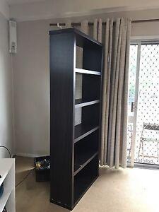 Dark brown Bookcase $20 Stafford Heights Brisbane North West Preview
