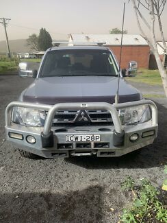 Mitsubishi Pajero 2013 nw exceed Albion Park Rail Shellharbour Area Preview