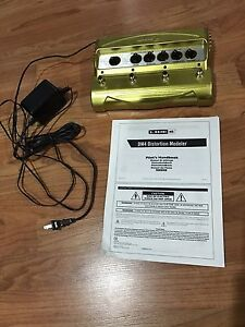 Line 6 DM4 Distortion Modeler Pedal