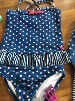 Girls swimmers Size 3 & 4