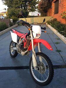 Crf 250x registed dirt bike priced to sell Hurstville Hurstville Area Preview