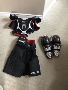 Youth Large Hockey Gear